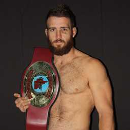 MMA Brisbane - James Adamson
